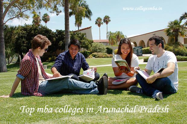 TOP MBA COLLEGES IN ARUNACHAL PRADESH