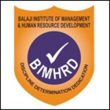 BALAJI INSTITUTE OF MANAGEMENTAND HUMAN RESOURCE DEVELOPMENT