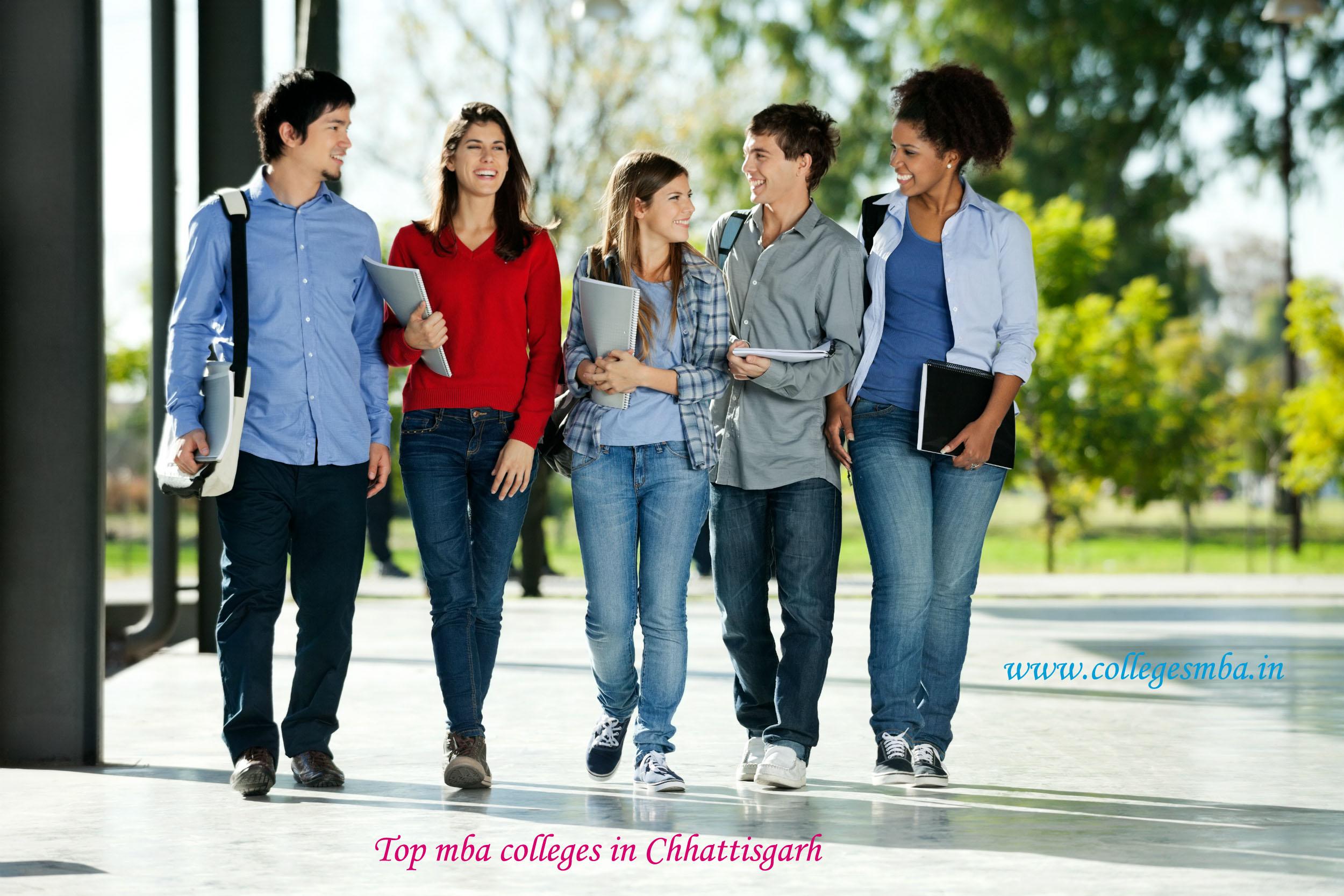Top MBA Colleges in Chhattisgarh