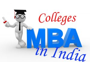 Colleges MBA in India