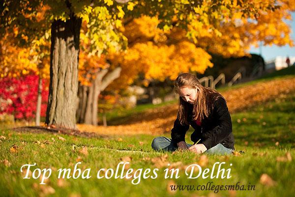 Top MBA Colleges Delhi