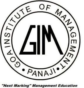 GOA INSTITUTE OF MANAGEMENT