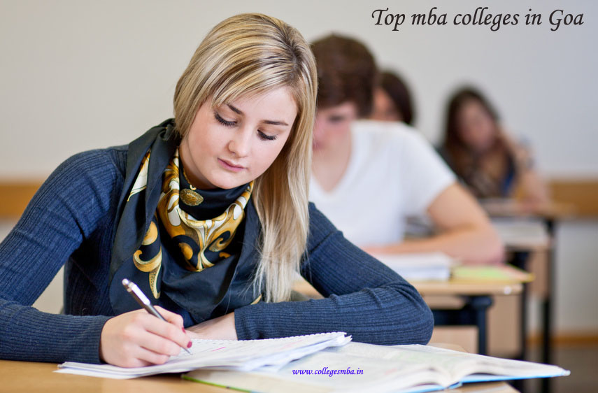 Top MBA Colleges in Goa