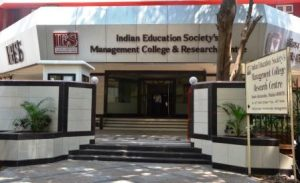 INDIAN EDUCATION SOCIETY MANAGEMENT COLLEGE AND RESEARCH CENTRE