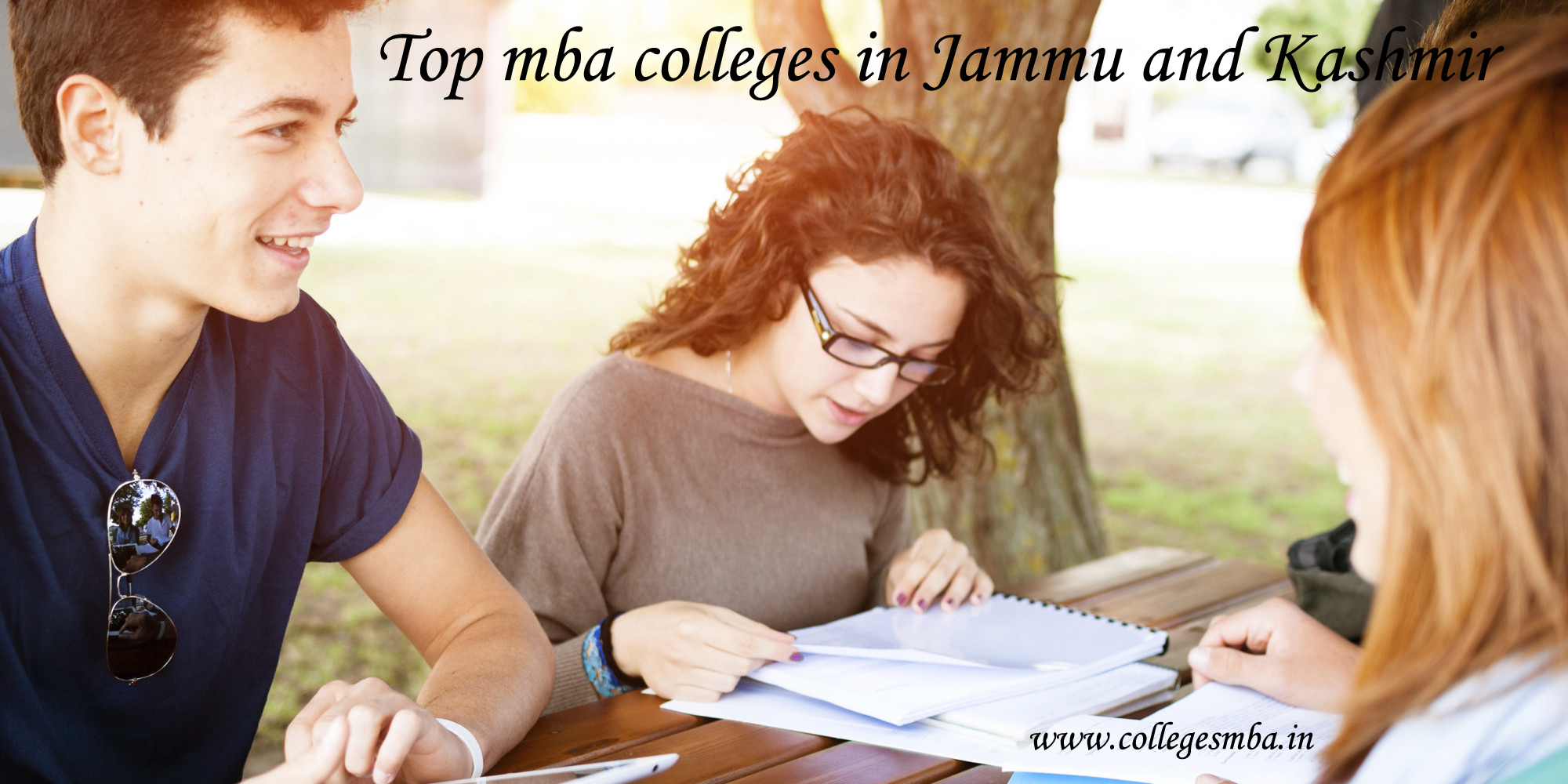 Top MBA Colleges in Jammu and Kashmir