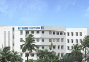 KOHINOOR BUSINESS SCHOOL AND CENTER FOR MANAGEMENT RESEARCH