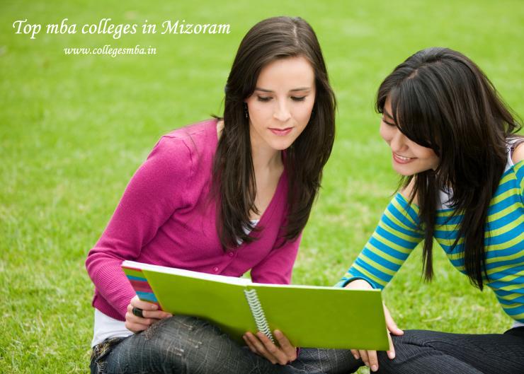 Top MBA Colleges in Mizoram