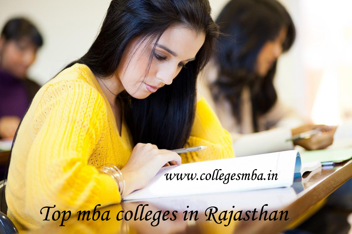 Top MBA Colleges Rajasthan