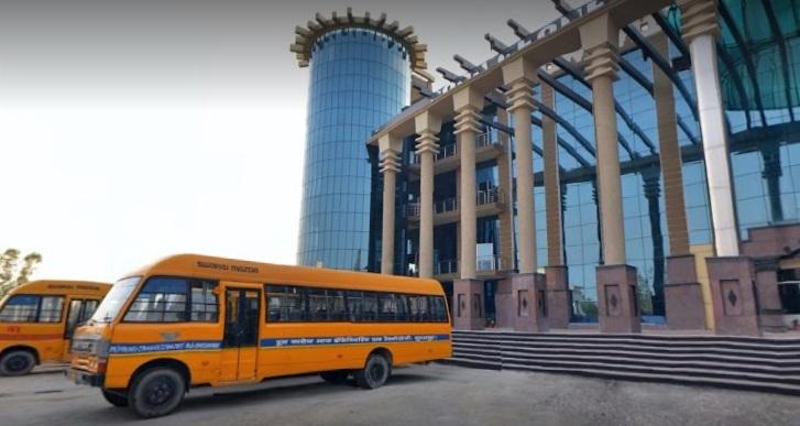 DCET Dehradun Infrastructure