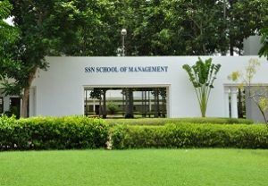 SSN SCHOOL OF MANAGEMENT