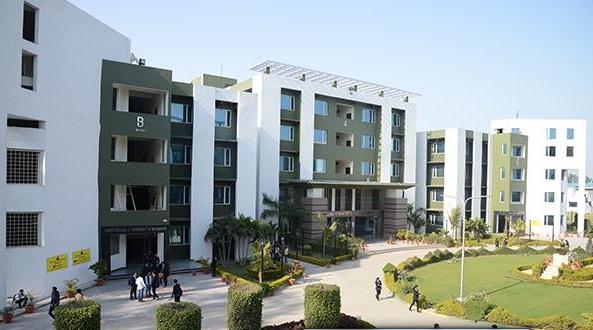 USB Greater Noida College Campus