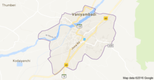 Top colleges MBA Vaniyambadi