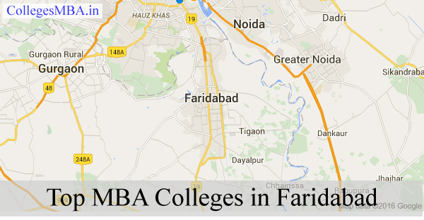 Top MBA colleges in Faridabad