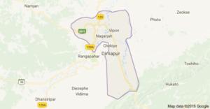 Top colleges MBA Dimapur