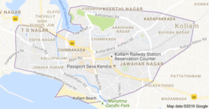 Top colleges for MBA in Kollam
